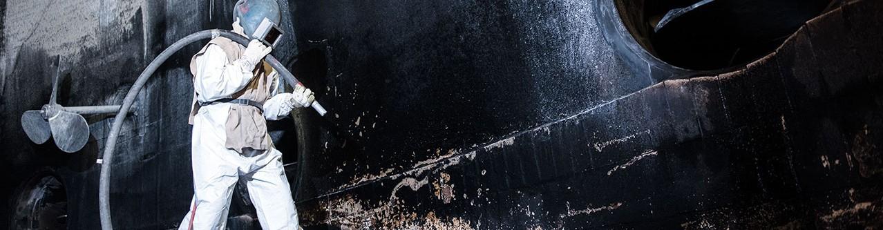 Industriereinigung HD-Strahlen Kanalisationsanlagen
